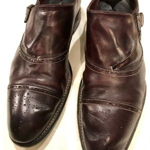 Harris Monkstrap shoes